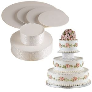 Tailored Tiers Cake Display Set